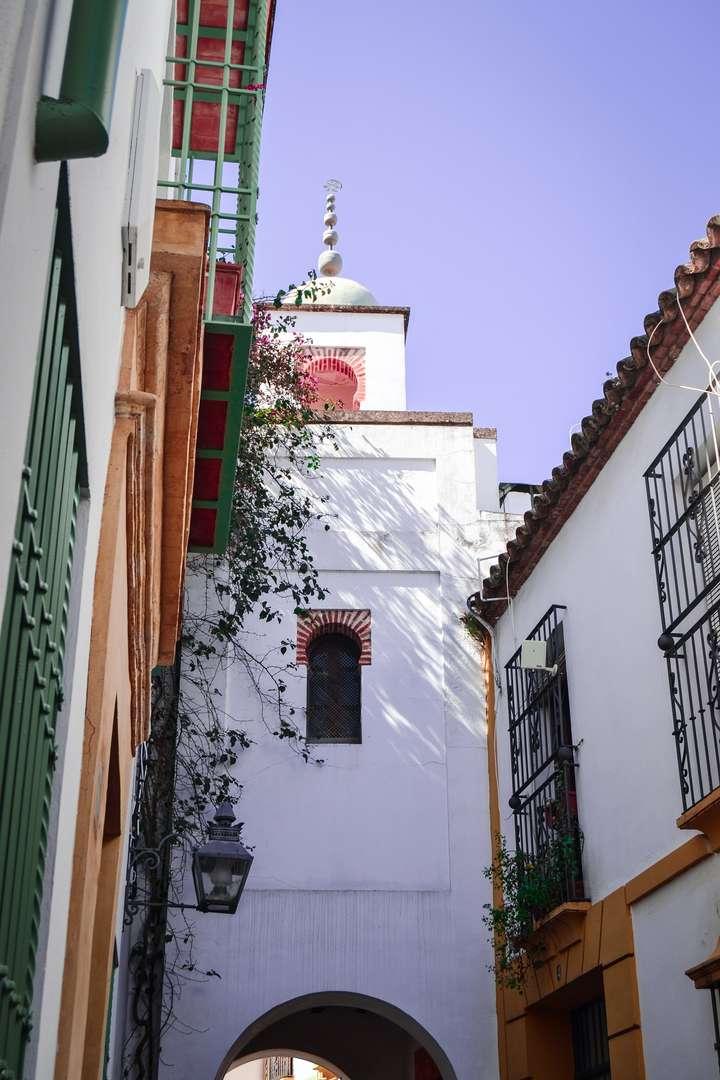 Foto de MEZQUITA Y JUDERÍA