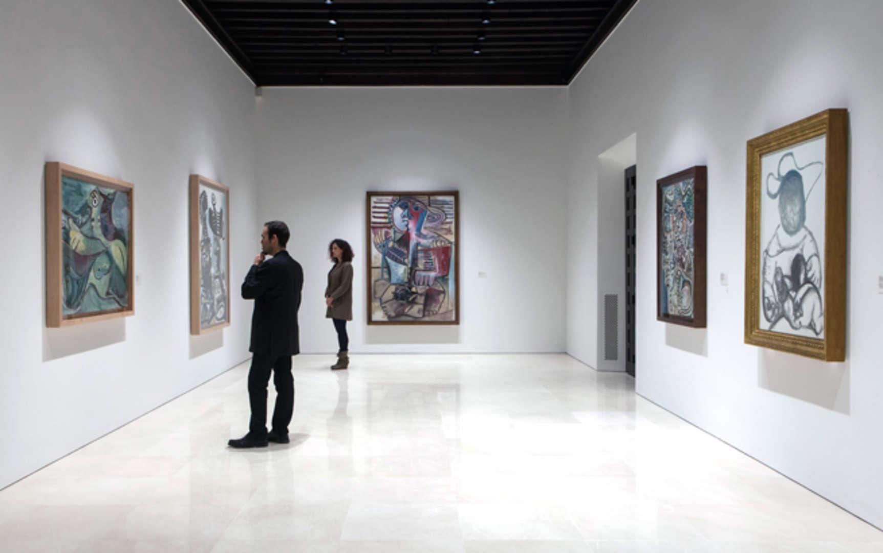Foto de VISITA GUIADA AL MUSEO PICASSO