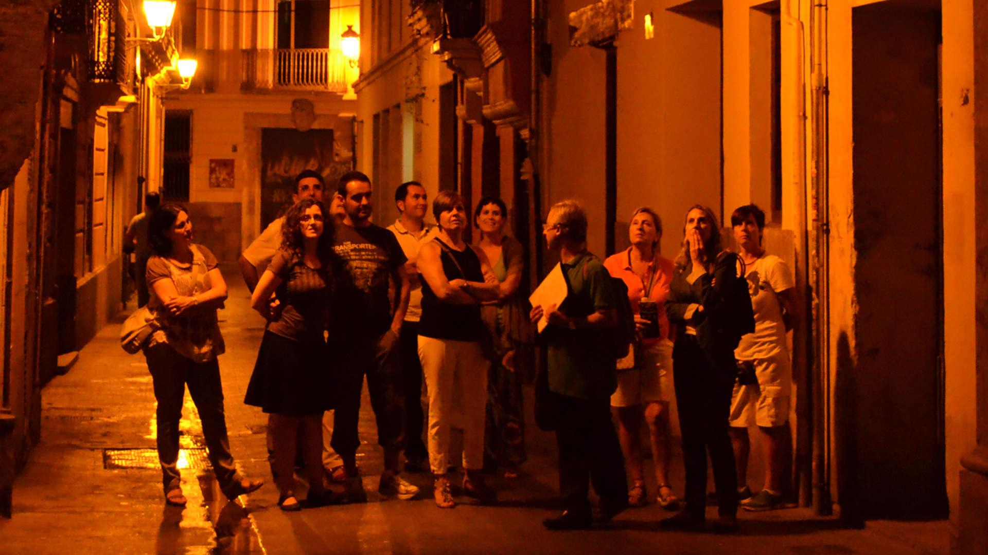 Foto de MISTERIOS Y LEYENDAS A LA LUNA DE VALENCIA