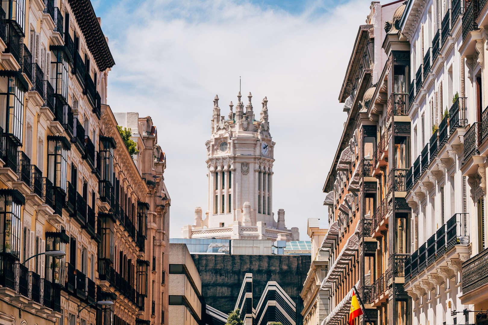 Foto de MADRID MENOS CONOCIDA CON VISITA AL MUSEO DE HISTORIA
