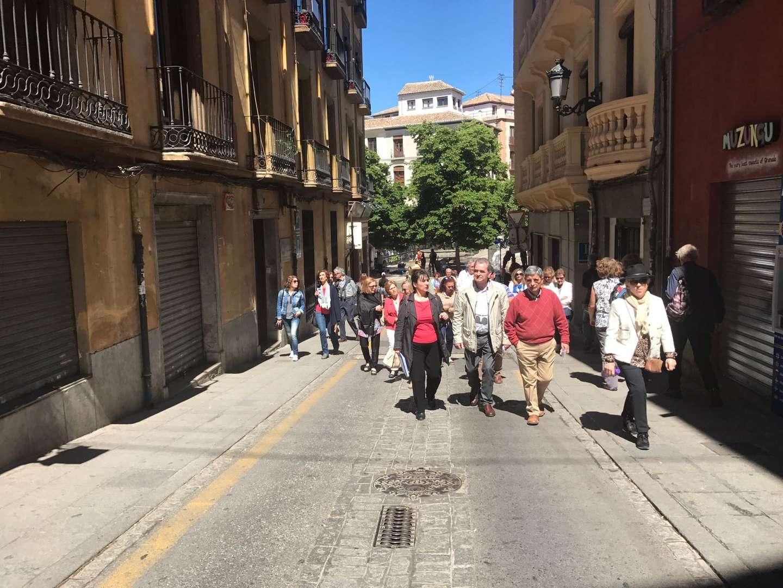 Foto de VISITA DE ALTA CALIDAD - LA GRANADA DEL RENACIMIENTO (primera parte):  ALBAICÍN, CENTRO HISTÓRICO Y GENIL