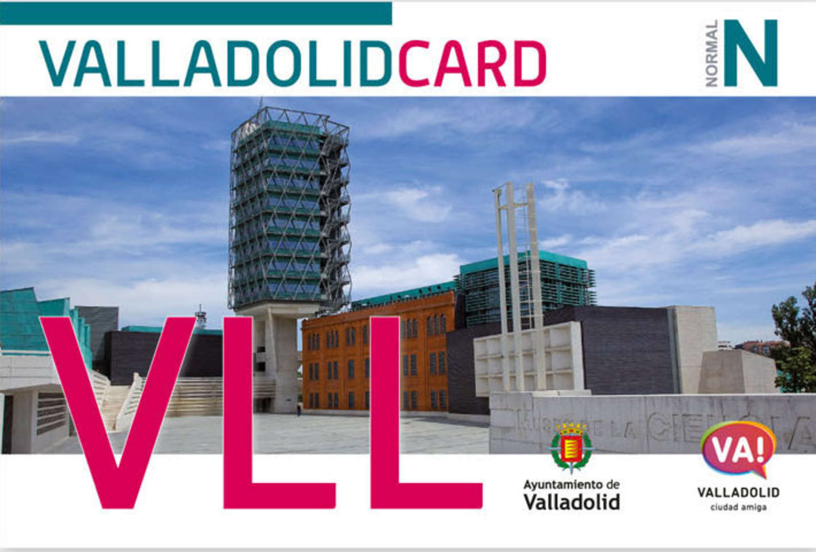 VALLADOLID CARD<br /><strong>Card <strong class='extra_info_articulo'>- desde 8.00 €  </strong></strong>