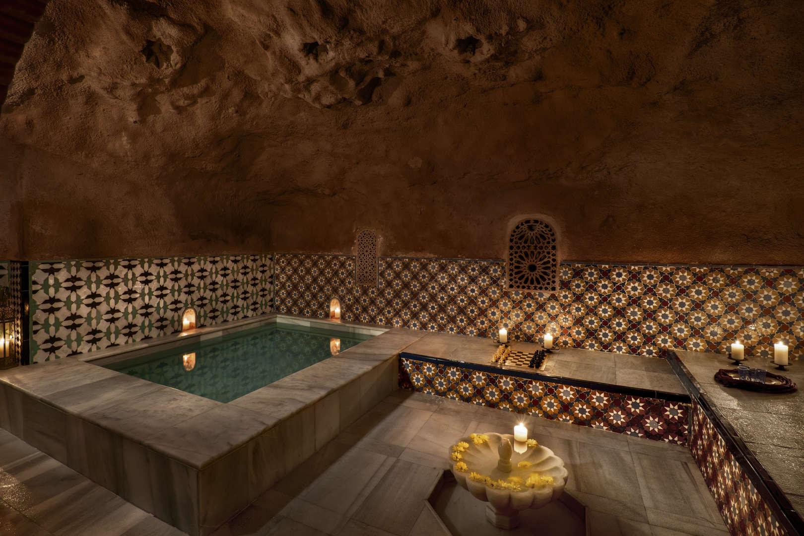Foto de MIDRA30 (Baño, Kessa tradicional de 15 min y masaje relajante 15 min)
